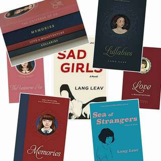 Lang Leav COMPLETE Ebook Bundle