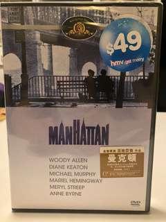 Manhattan 曼哈頓 DVD