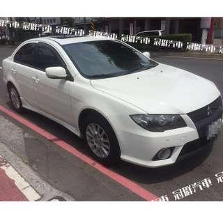 2011年 三菱FORTIS IO頂級版 3500交車 輕鬆月付3999起