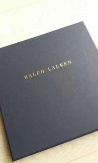 Ralph Lauren note pad, 連 四支鉛筆, 全新