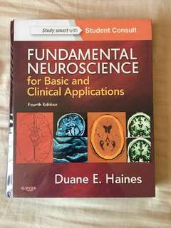 Fundamental Neuroscience for Basic Clinical Applications