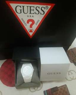 Jam guess new arrival