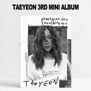 Taeyeon -  3rd mini album (Something New)
