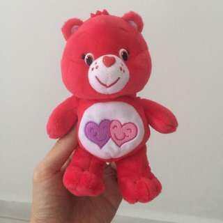 Timezone Care Bear