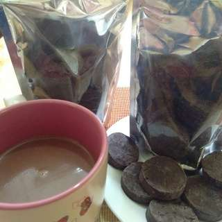 100% pure tablea (fermented cocoa)