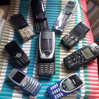 Collectors Mobile Phones