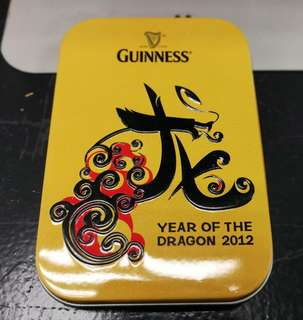 Guiness Year of Dragon 2012 Bottle Opener Collectible