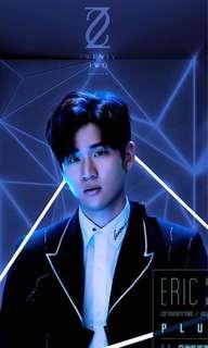 Eric Chou 2018 Malaysia Concert Ticket