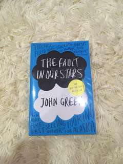 Brand New The Fault in Our Stars