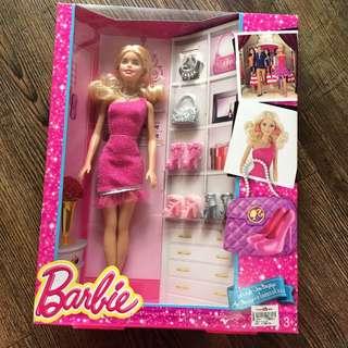 Barbie Lets Style