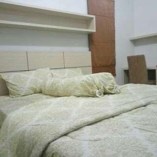 P&P sewa apartement margonda residence 4 Harian