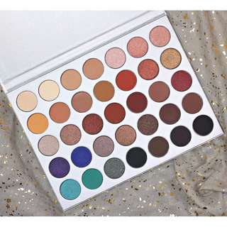 ✨FINAL INSTOCK SALE: MORPHE X Jaclyn Hill Eyeshadow Palette