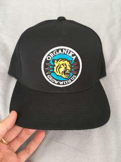 Organika Snapback cap