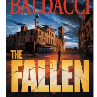 david baldacci the fallen
