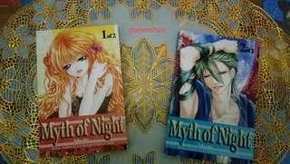 MYTH OF NIGHT
