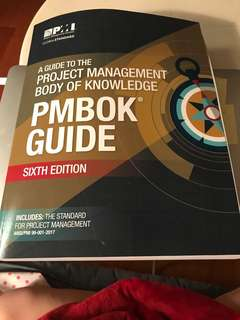 Gently Used Project Management Textbook