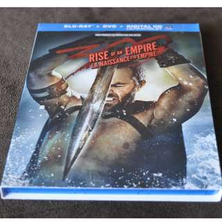 300: Rise of an Empire (Original Blu-ray + DVD  Combo Pack)