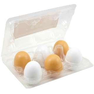 Wooden Egg Kitchen Set