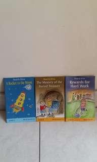 Read & Shine (set of 3 books)