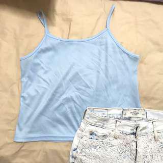 Baby Blue Camisole