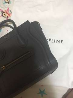 Celine nano bag small size