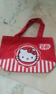 Hello Kitty Lunch Cloth Bag