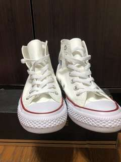 🚚 Converse白高筒帆布鞋