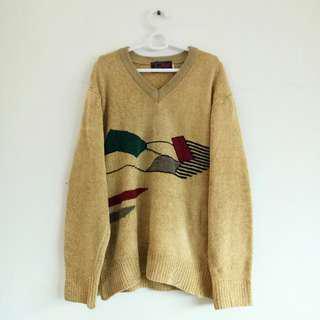 JUAL MURAH Wool Sweater