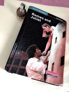 romeo and juliet lit book