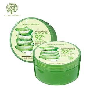 Nature republic aloe vera soothing gel original