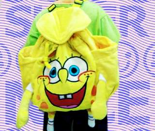 🆕Spongebob backpack for kids