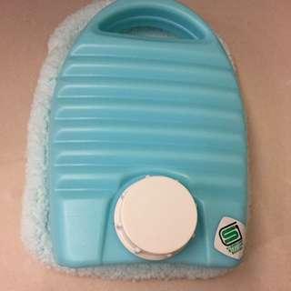 🚚 熱水袋 注水暖手壺塑料灌水熱水袋日本湯婆子 暖宮毛絨暖水袋熱水袋