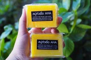 AHA Mimi white soap
