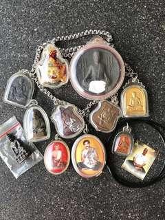 Thai Amulets Grandmaster Sakyant Ajahn Tong