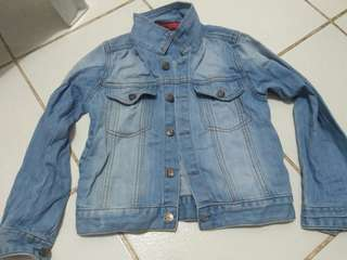 Maong Jacket for little boys