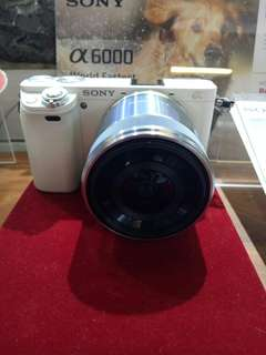 Kredit Camera Sony a6000.Proses Acc 3 Menit