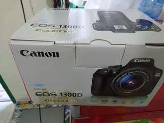 Canon eos 1300D murah
