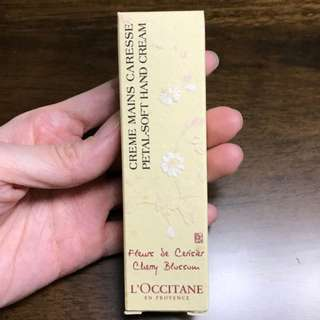 Loccitane Cherry Blossoms Hand Cream 30ml