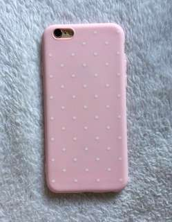 🔥Pink Silicon Dots iPhone Case🔥