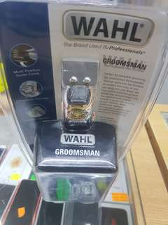 WTS: Wahl Groomsman Rechargeable Hair Trimmer Stubble and Beard