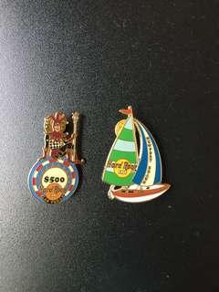 Hard Rock Cafe USA - Collectibles Pins