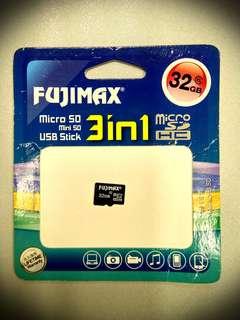 壞 Micro SD Card 32GB (Faulty)