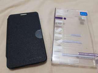 Samsung Galaxy Note 1 - Ori Goospery case from Korea.