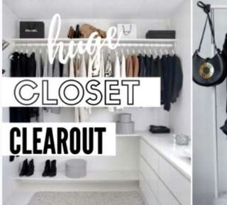 Closet Clear Out! J Crew, American Eagle & More!