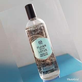 SUPER SALE!!! The Body Shop Fijian Water Lotus Fragrance Mist