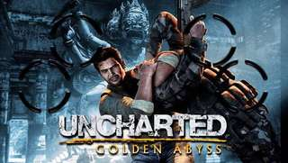 PSVITA Uncharted Golden Abyss