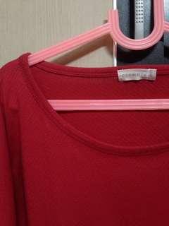 Connexion Red Tshirt