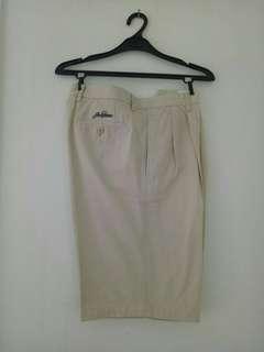 100% ori jack nicklaus shorts