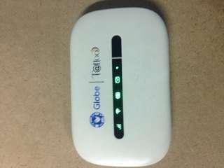 Pocket Wifi Globe