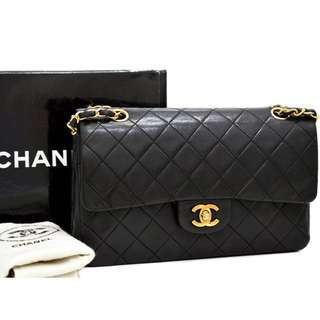 Authentic CHANEL Classic Double Flap Bag